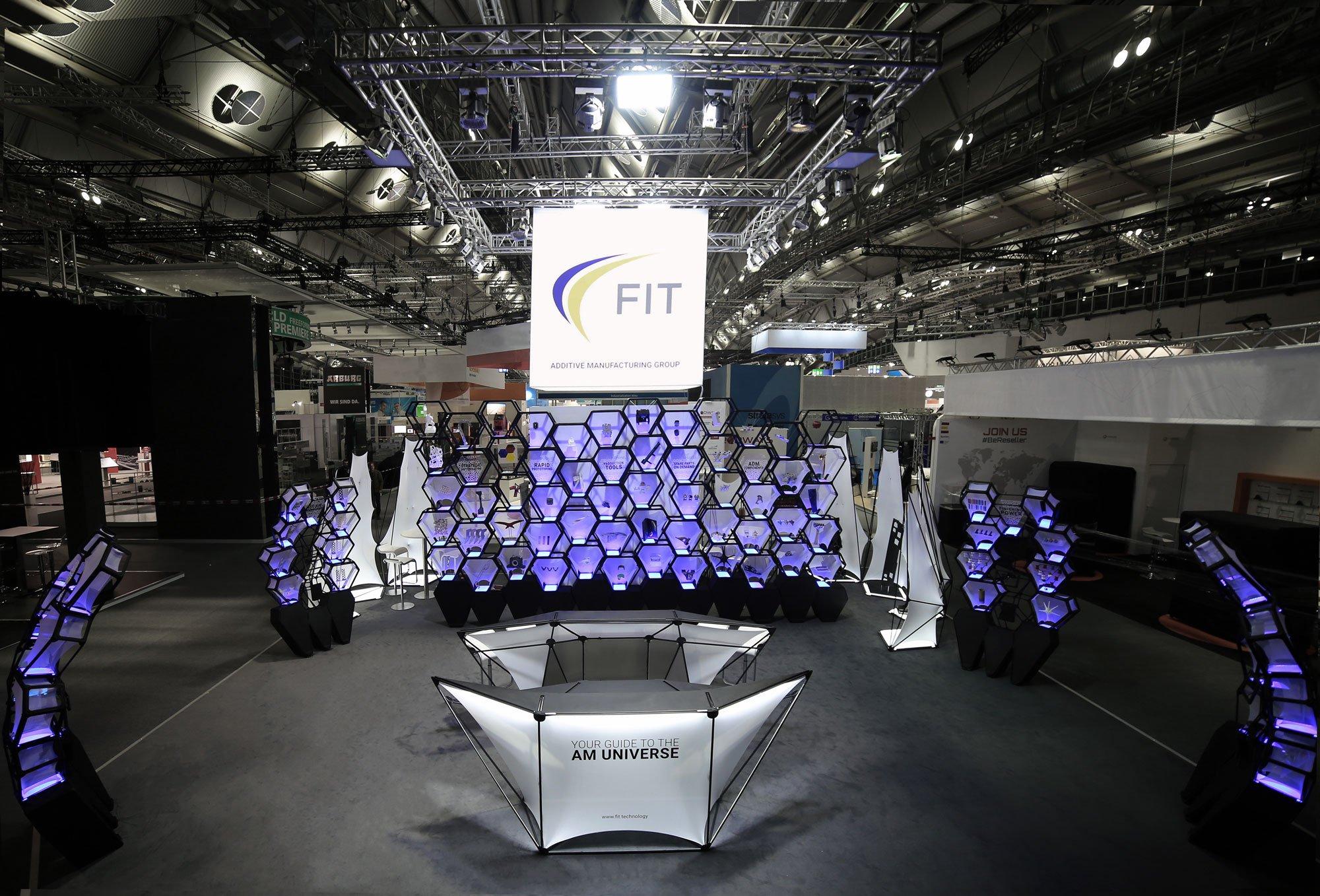 2018 FormNext Fair Stand
