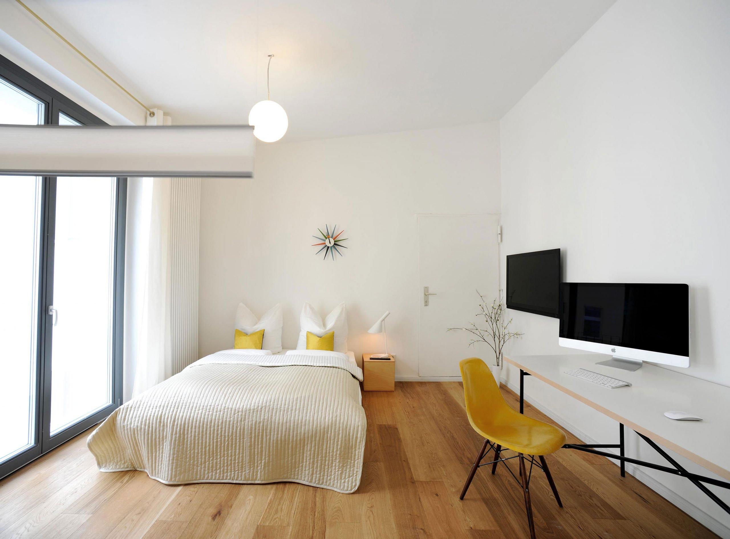 Studio PBerg studio apartment
