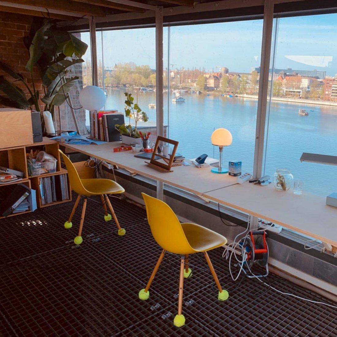 Studio Space Palmkernölspeicher Berlin